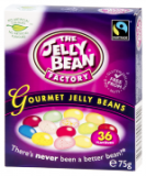 Želé fazolky Gourmet mix 75g Jelly Bean