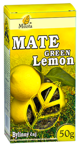 Mate green Lemon 50g